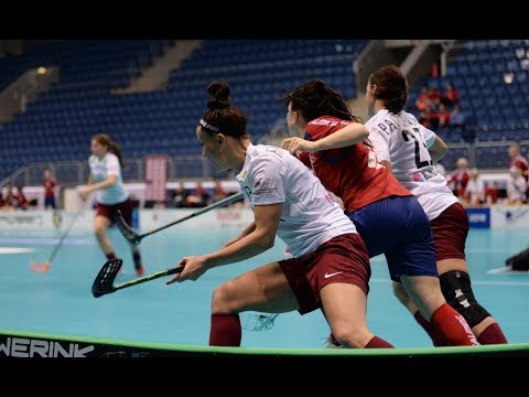 Women's WFC 2017 - NOR v LAT