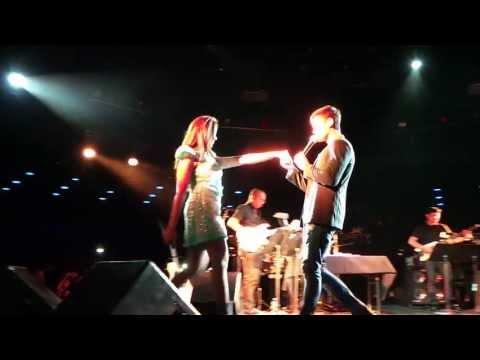 Sarah Geronimo sexy performance with Matteo Guidicelli