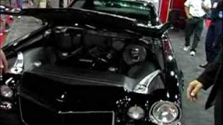 Greening Auto 1971 Camaro SEMA 2008 V8TV-Video