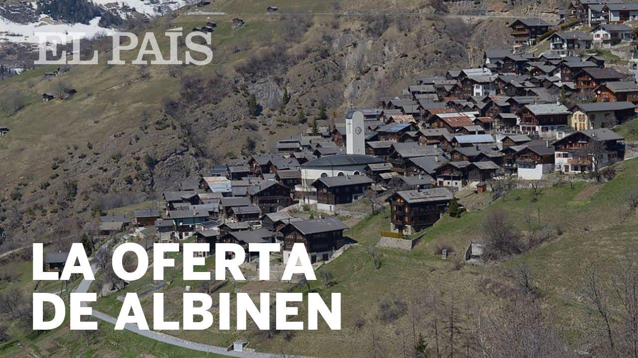 Todos Quieren Vivir En Albinen El Pueblo Suizo Que Paga Por Ser Vecino Blog Mundo Global El País