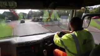 CEMEX Polska - BHP kierowcy