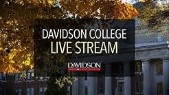 2019 Davidson College Commencement