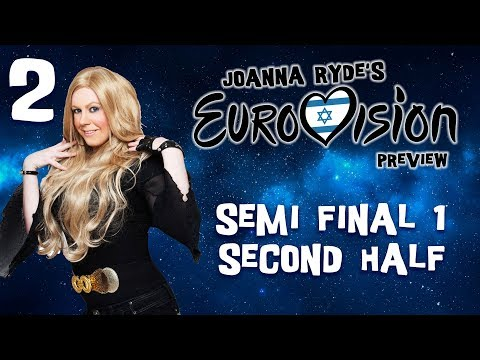 Eurovision Preview 2019 - Episode 2   Semifinal 1 - Second Half