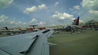 Delta 757-200 Takeoff at Hartsfield--Jackson Atlanta International Airport
