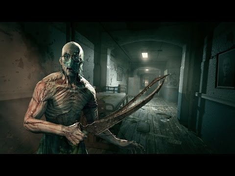 BEST OF OUTLAST ALL JUMPSCARES