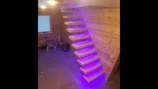 видео Лестницы для дачи