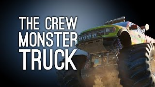 The Crew Wild Run Monster Truck Rampage - Xbox One Gameplay