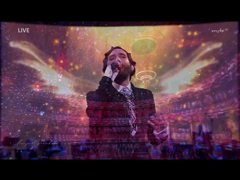 Conchita Wurst - Rise Like A Phoenix, SemperOpernball, live from Dresden, MDR, 03.02.2017