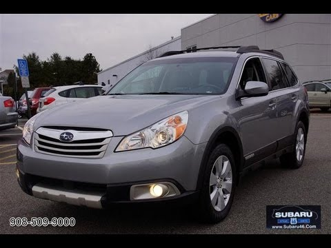 2010 subaru outback limited wagon youtube. Black Bedroom Furniture Sets. Home Design Ideas