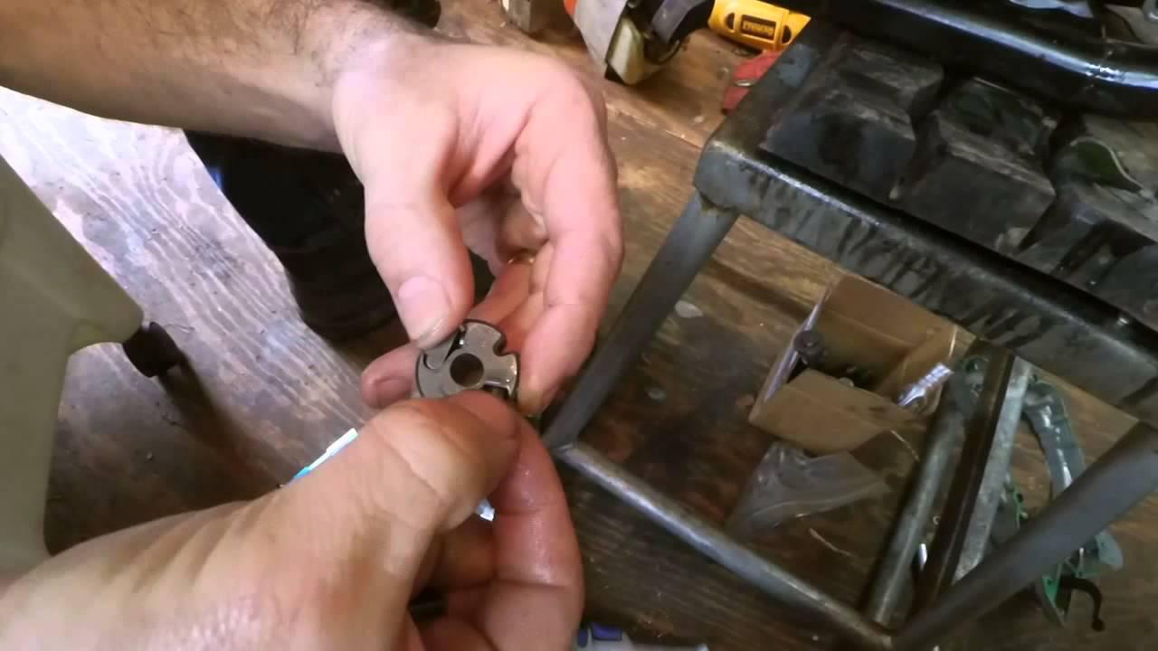 KTM stuck in gear or wont shift repair