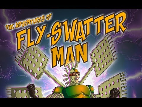 Photoshop Tutorial - The Fly Swatter Man - Prelude Episode thumbnail