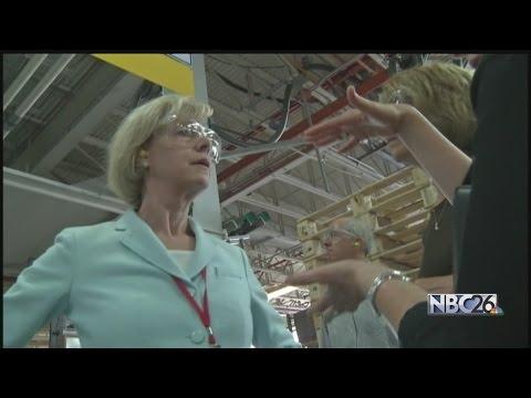Senator Tammy Baldwin Responds to Walker