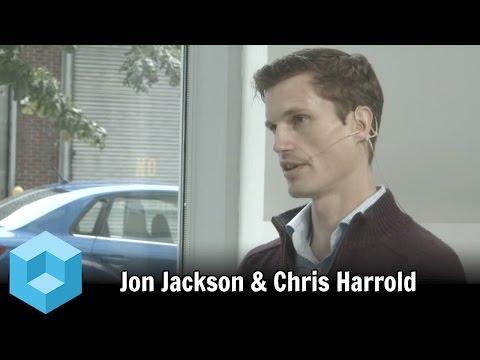 Jon Jackson & Chris Harrold - #BigDataNYC 2015 - #theCUBE