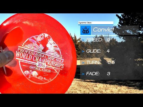 Dynamic Discs Convict | Is This Disc Right for You?