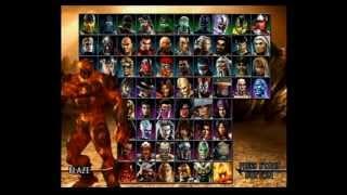 Mortal Kombat Armageddon - Blaze