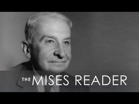 The Mises Reader | Chapter 20: Economic Method