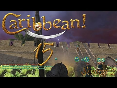 Let's Play Caribbean! Season 2 Episode 15: Retreat!