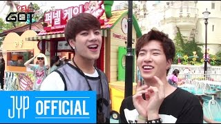 [Real GOT7 Season 2] episode 5. Day & Night Break Time