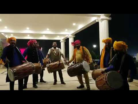 Best Punjabi Dhol Bhangra Party For Show And Wedding 09891478880 Delhi Gurgaon Delhi Bhiwadi Neemran