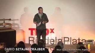 El futuro de la izquierda y la derecha | Darío Sztajnszrajber | TEDxRiodelaPlataSalon