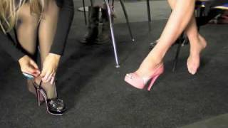 Jamie Wright Shoes preview from MyWearWeather.com Thumbnail