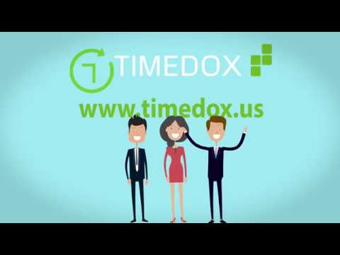 Timedox System Web Based Time Clock Attendance System