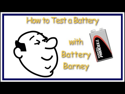 How To Test A Battery