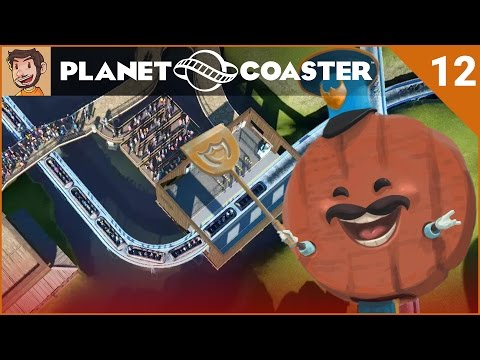 Let's Play Planet Coaster - Hard Mode - Part 12