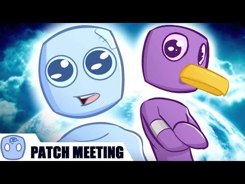 Spirit Science Pitch Meeting