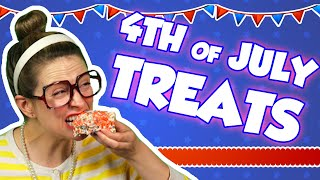 LIVE: 4th of July Kids Crafts Marathon! Summer Craft Ideas and DIY Projects with Crafty Carol!