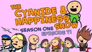 Download The Christmas Episode - S1E11 - Cyanide & Happiness Show - INTERNATIONAL RELEASE Mp3 and Videos