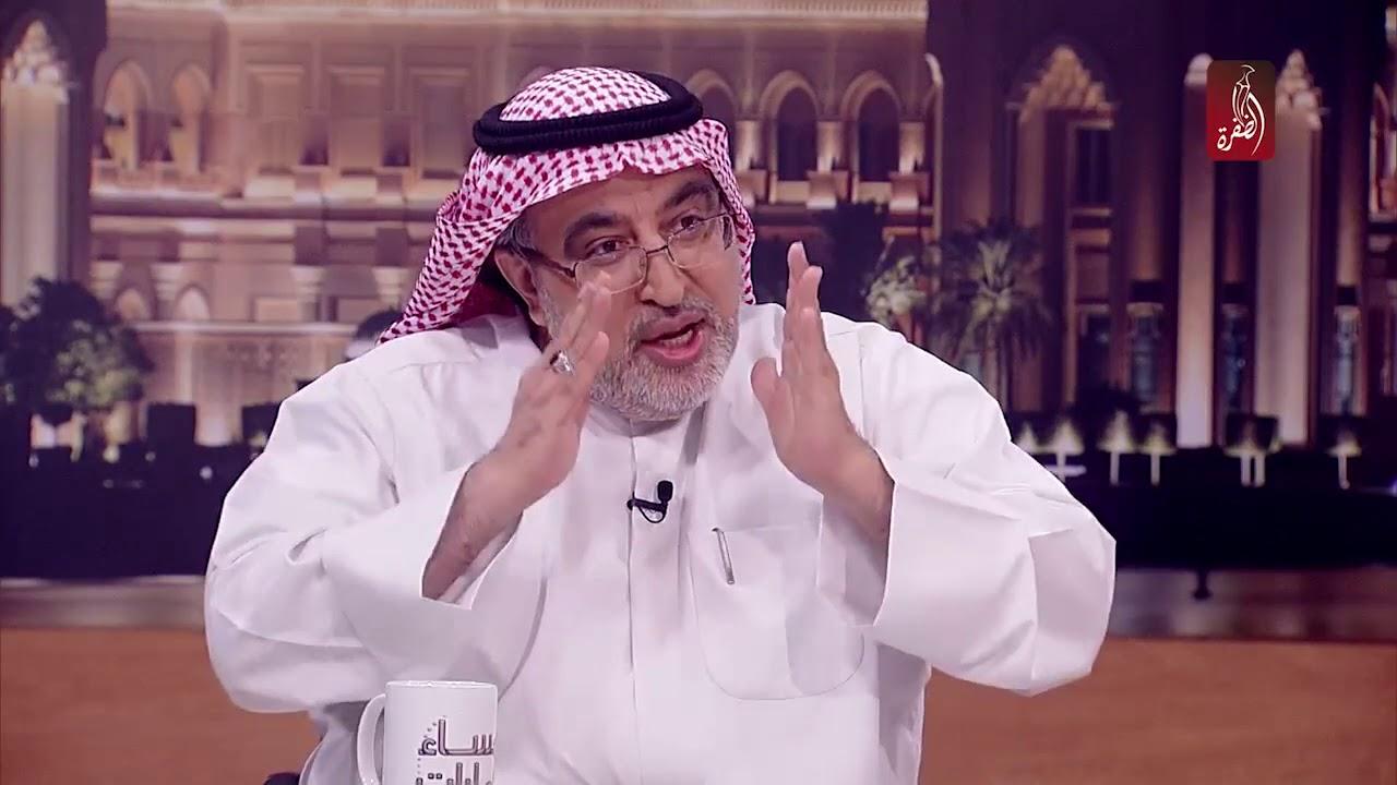 الكاتب الإماراتي أحمد إبراهيم في حوار المساء على قناة (الظفرة) الإماراتية عن الإمارات والسعوديةمعاً