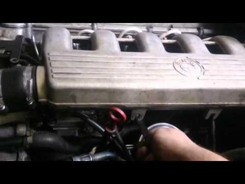 Как выстовить подачу топлива с помощью тестора на бмв 525 тдс