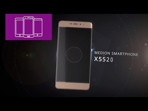 Premium Smartphone mit großem Display | MEDION X5520
