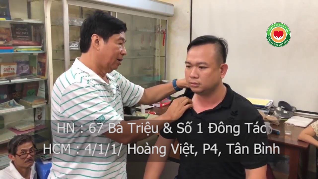 Danh Y Đất Việt – 1 PHÚT chữa ĐAU NỬA ĐẦU MIGRAINE