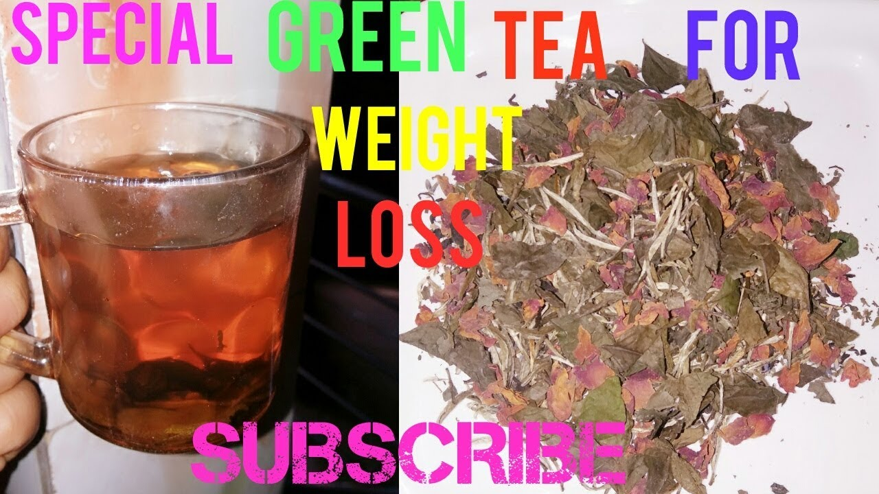 How To Make Spacial Green Tea For Weight Loss Glowing Skin