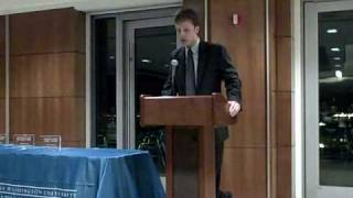 Master of Ceremonies - GW Graduate School of Political Management