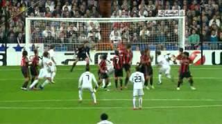 برومو مبارة ريال مدريد 2-0 ميلان
