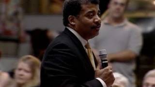 SciCafe: Life the Universe and Everything with Neil deGrasse Tyson