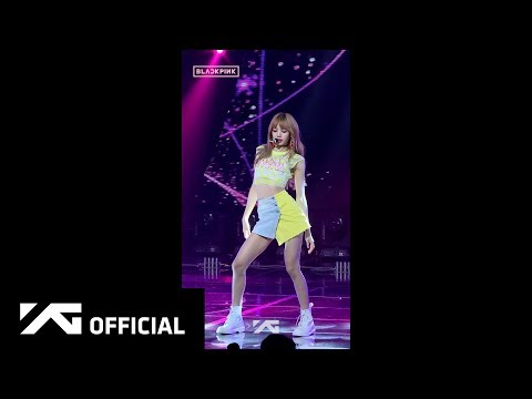 BLACKPINK - LISA 'Forever Young' FOCUSED CAMERA
