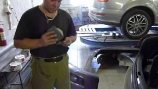 шпатлевание мест сварки(, 2011-06-05T04:54:47.000Z)