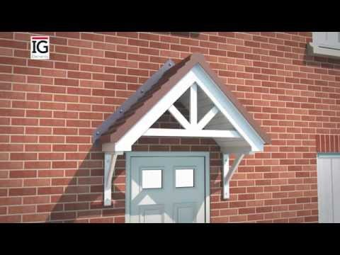 How To Install An Ig Elements Apex Grp Canopy Youtube