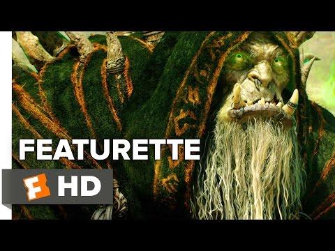 Warcraft Featurette - Gul'dan (2016) - Daniel Wu, Dominic Cooper Movie HD