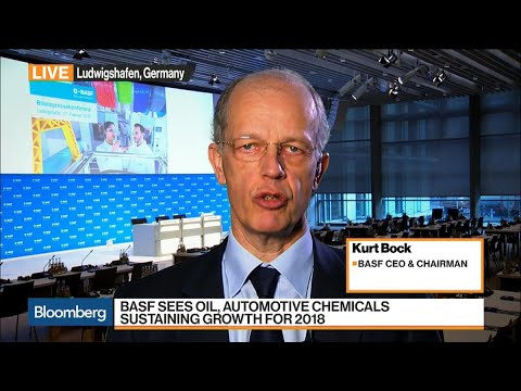 BASF CEO Says Recent Moves Are Just 'Grabbing Opportunities'