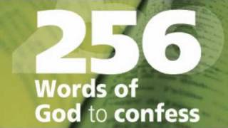 256 WORDS OF GOD TO CONFESS FOR VICTORY AND WARFARE: The book - Author Allan Rich