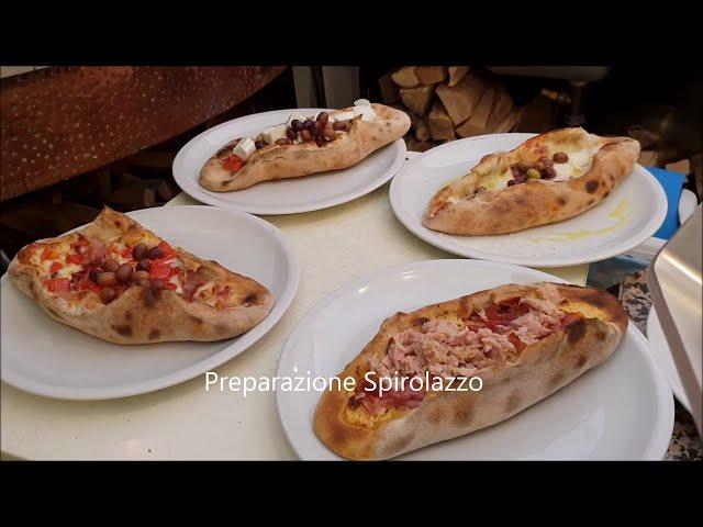 Lo Spirolazzo - Ristorante italiano a Milano, cucina napoletana. Come si prepara lo Spirolazzo?