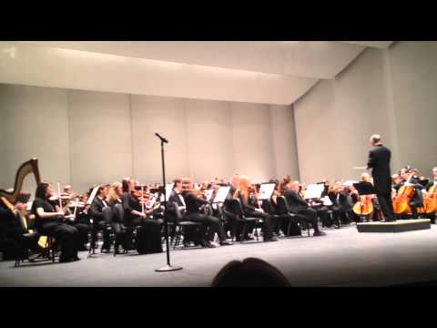 """""""Pines of Rome"""" NAU Orchestra"""