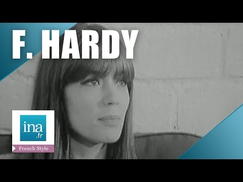 "Françoise Hardy ""I've always sung the same kind of songs"" 