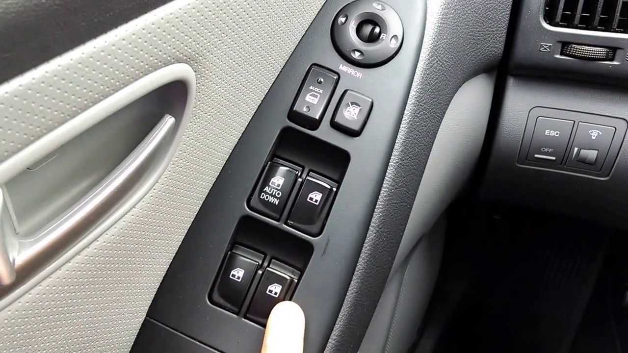 Hyundai Elantra: Front Door. Repair procedures