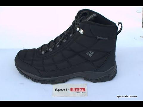 363259fe1e3 Columbia Firecamp Boot WP (BM1766-012)!!!! Ботинки для зимы!!!